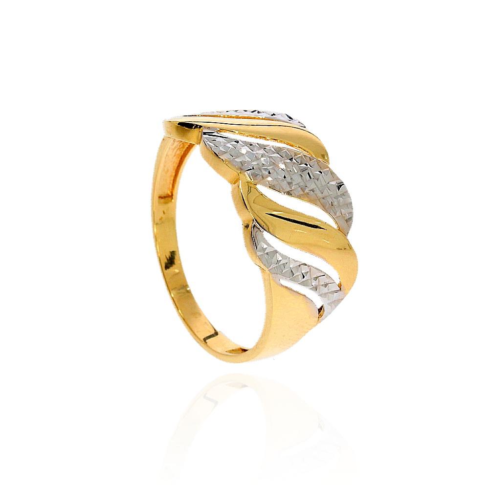 519f7f0488319b Pierścionek złoty 585 na zaręczyny IDEALNY! | Leo Diamonds ...